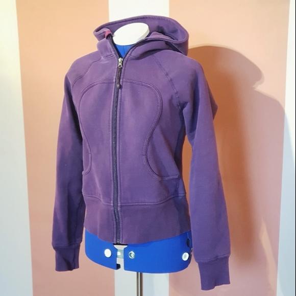 Lululemon Athletics Scuba Hoodie Jacket
